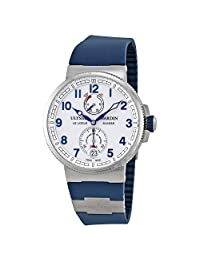 Ulysse Nardin Marine Chronometer Manufacture Automatic Watch - 1183-126-3/60