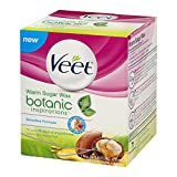 veet warm wax - Veet Warm Sugar Wax Botanic Inspirations, 8.45 Ounce