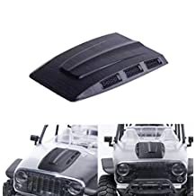 RC-FAST Plastic Car Body Engine Air Intake Cover for 1/10 Axial SCX10 90027 90028 90035 Jeep Wrangler
