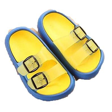 Niños Zapatillas de Playa Sandalias de Playa Verano cómodo ...