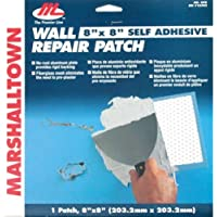 MARSHALLTOWN The Premier Line DP8 8-Inch by 8-Inch Drywall Repair Patch Kit by MARSHALLTOWN The Premier Line