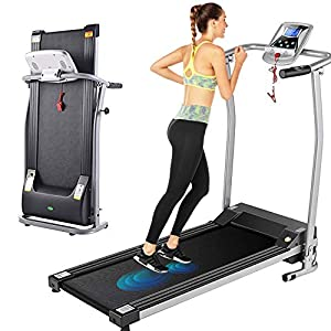 Well-Being-Matters 51lPyS5x8JL._SS300_ ANCHEER Treadmill,Folding Electric Treadmills for Home,Exercise Machines with LCD Monitor & Heart Rate Sensor Motorized…