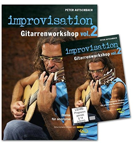 Improvisation - Gitarrenworkshop Vol. 2, m. DVD