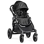 Baby Jogger City Select Stroller In Black, Black Frame, BJ23410