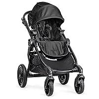Baby Jogger City Select Stroller In Black, Black Frame, BJ23410