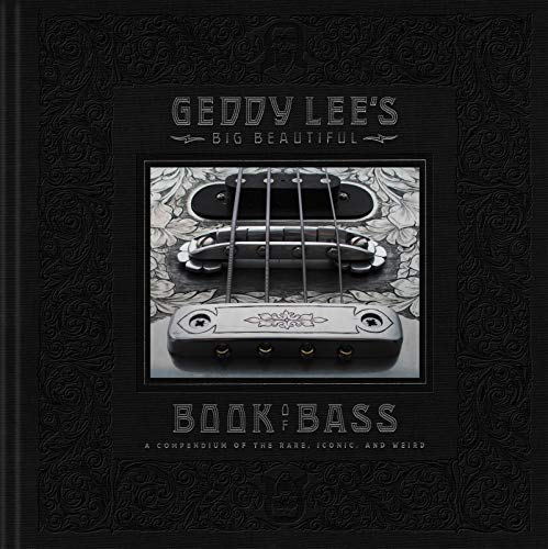 """Globeand Mail National Bestseller """"It's not surprising that sooner or later I'd dive down the proverbial rabbit hole into the world of vintage bass guitars.""""—Geddy Lee From Rush frontman Geddy Lee's personal collection of vintag..."""