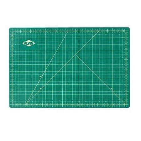 Alvin GBM Series Green//Black Professional Self-Healing Cutting Mat 36 x 48