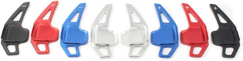 rpbll per BMW 3 Serie 5 F10 F30 F35 F80 Volante Shift Paddle 2 Pezzi Le/_2-Argento