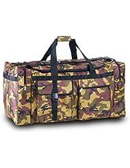 Explorer 4 Pocket Square Duffel Bag