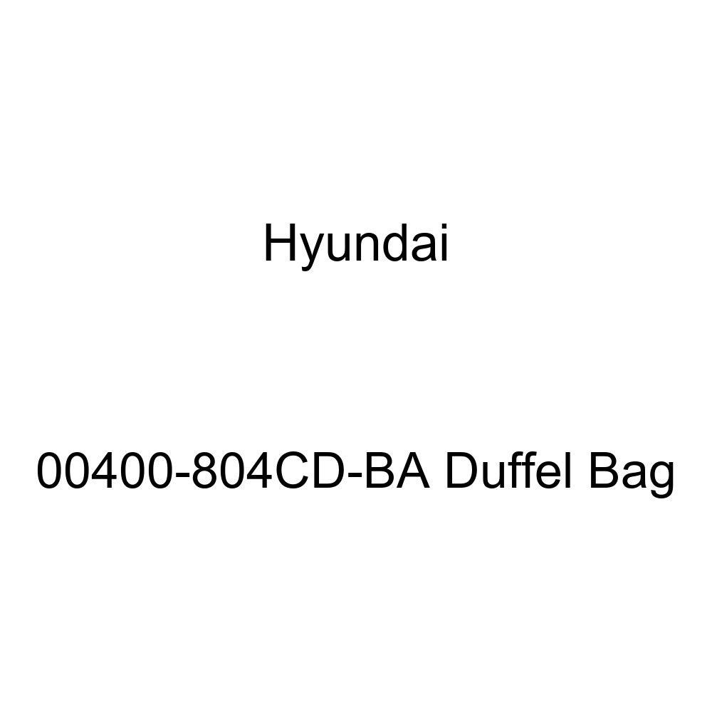 HYUNDAI Genuine 00400-804CD-BA Duffel Bag