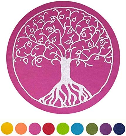 Cojín de Yoga con Corazón Maylow - Yoga mit Herz