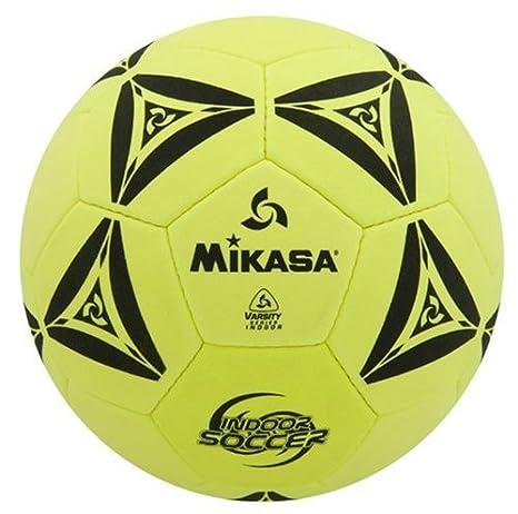 Mikasa SX50 Indoor Balón de fútbol (tamaño 5): Amazon.es: Deportes ...
