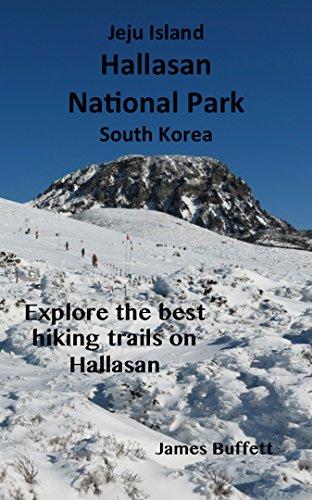 Jeju Island Hallasan National Park South Korea