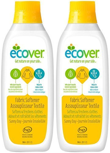 Laundry Ecover Natural (Ecover Fabric Softener - Sunny Day - 32 oz - 2 pk)