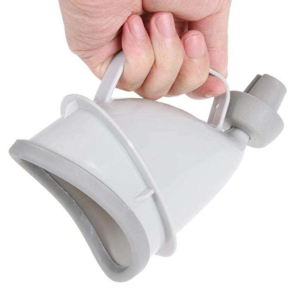 Unisex Reutilizable Port/átil Dispositivo M/óvil Urinario Viaje Tocador Que Acampa del PIS del Orinal Emergencia Aire Libre Sentado Permanente Micci/ón