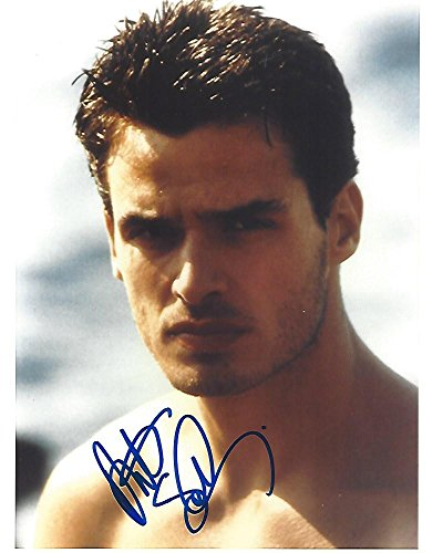 ANTONIO SABATO JR. - Well Known as a CALVIN KLEIN Model and for His Role on the Soap Opera