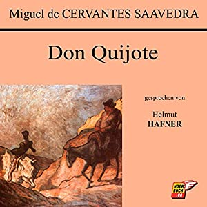 Don Quijote Hörbuch