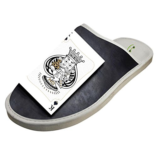 Sandals Flops White15 Sleeppers Moon Adult Flip and Couple Sun Slippers Love Warm Winter Y7Pw8F