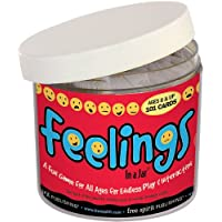 Feelings in a Jar: A Fun Game for All Ages Book