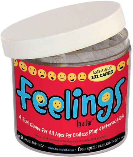 Feelings in a Jar: A Fun Game for All Ages for Endless Play & Interaction (Best Plays For High School)