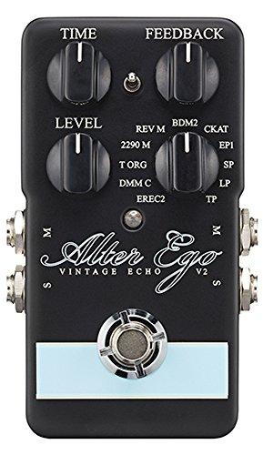 TC Electronic Alter Ego V2 Vintage Delay and Looper Pedal