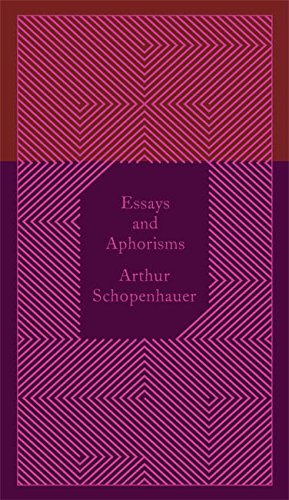 Penguin Classics Essays and Aphorisms (Penguin Pocket Hardbacks)