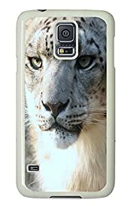 Samsung S5 cases custom Snow Leopard PC White Custom Samsung Galaxy S5 Case Cover by icecream design