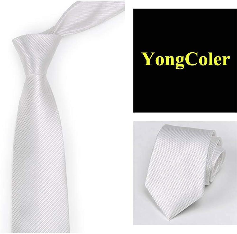 Men Date Gifts Elegant Necktie for Party Wedding Groom Groomsmen Business