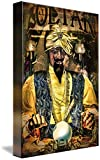 Wall Art Print entitled Zoltar Speaks by Chris Lord | 11 x 16