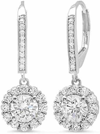 0013c694b371f Shopping Lab Created - 4 Stars & Up - Drop & Dangle - Earrings ...