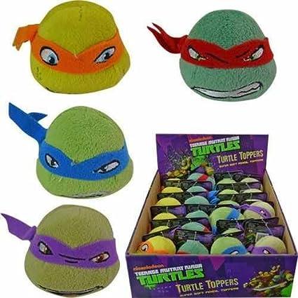 Amazon.com: Teenage Mutant Ninja tortuga de peluche de felpa ...
