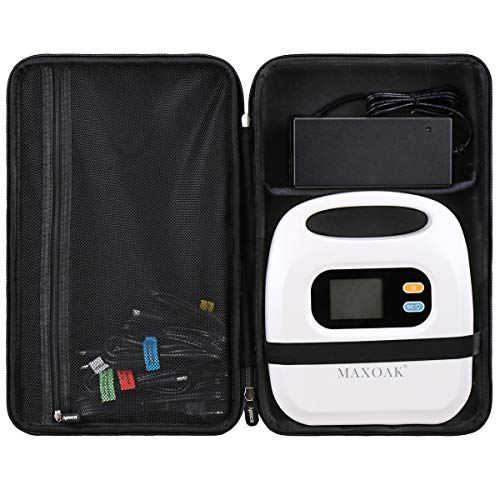 Aproca Hard Carrying Travel Case for MAXOAK CPAP Battery Backup CPAP Power Bank