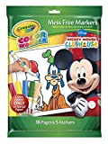 Best Crayola Book Of Colors - Crayola CW Overwrap Mickey Mouse Toy Review