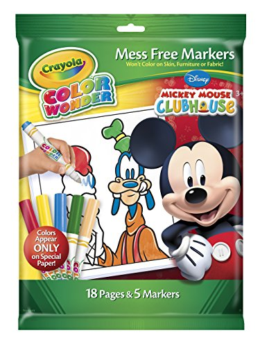 Crayola Overwrap Mickey Mouse Toy