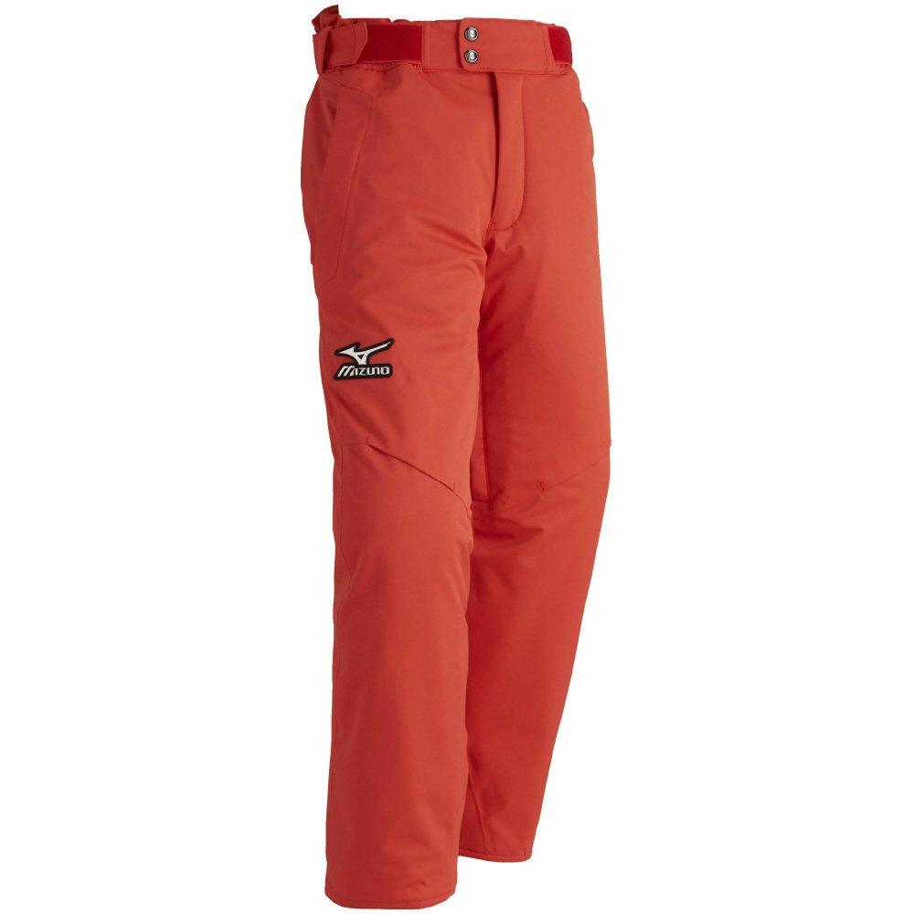 MIZUNO(ミズノ) スキーウェア ミズノデモチーム ソリッドパンツ Z2MF7321 B075F9HTQ4 Large|61:グレナデンレッド 61:グレナデンレッド Large