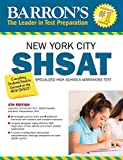 img - for Barron's SHSAT, 4th Edition: New York City Specialized High Schools Admissions Test book / textbook / text book
