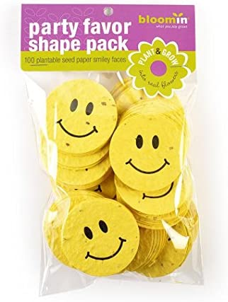 Bloomin Seed Paper Shapes Packs product image