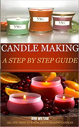 Candle Making Pdf