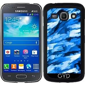 Funda para Samsung Galaxy ACE 3 S7272/A7275 - Azul En Azul Camo by BruceStanfieldArtist