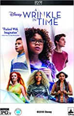 From visionary director Ava DuVernay comes Disney's A WRINKLE IN TIME. Based on the timeless classic and filled with spectacle, warmth and heart, this celebrated film follows an ordinary girl's epic adventure and brave journey home, with the ...