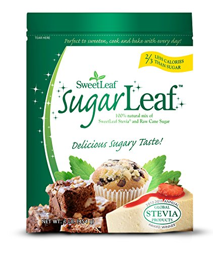 SweetLeaf SugarLeaf Sugar Mix, 16 Ounce -