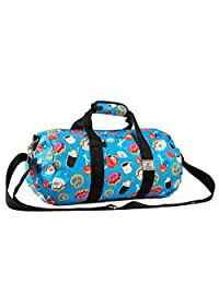 Everest P1609-Donuts Pattern 16-Inch Round Duffel, Donuts, One Size
