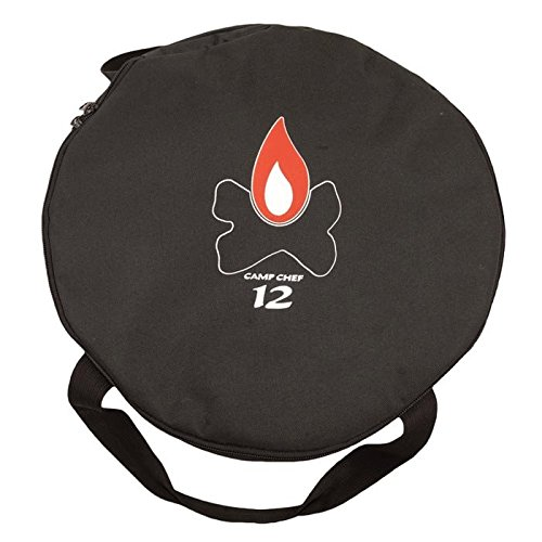 Camp Chef Carry Bag 12-Inch Dutch Oven for this list of coolest camp Dutch oven accessories