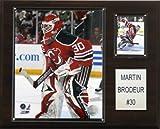 NHL Martin Brodeur New Jersey Devils Player Plaque