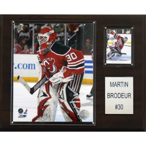 finest selection 03b3a d9840 NHL Martin Brodeur New Jersey Devils Player Plaque cheap ...