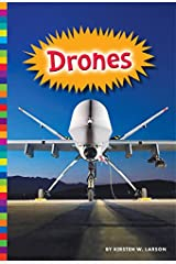Drones (Robotics in Our World) Paperback