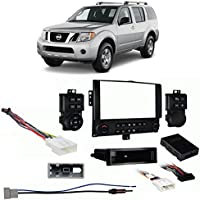Fits Nissan Pathfinder SV/LE/SE 2008-2012 SDIN/DDIN Harness Radio Dash Kit