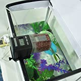 Mylivell Fish feeder Automatic Battery Operated