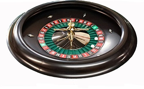 - 18 Inch Roulette Wheel Made in The USA