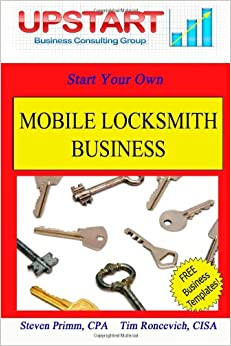 Book Mobile Locksmith Business